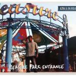 Gta in real life - Los Santos - Pleasure Park entrance