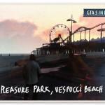 Gta in real life - Los Santos - Pleasure Park Vespucci beach