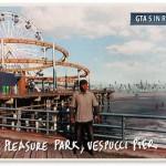 Gta in real life - Los Santos - Pleasure Park Vespucci pier