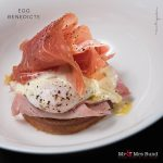 Mr & Mrs Bund Shanghai, Modern Eatery by Paul Pairet, Food, Egg Benedicte, Instagram Francois Soulignac