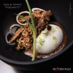 Mr & Mrs Bund Shanghai, Modern Eatery by Paul Pairet, Food, Egg Tripes Sauce Piquante , VOL Group China