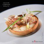 Mr & Mrs Bund Shanghai, Modern Eatery by Paul Pairet, Food, Quiche Lorraine Minute, Instagram Francois Soulignac