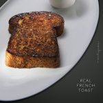 Mr & Mrs Bund Shanghai, Modern Eatery by Paul Pairet, Food, Real French Toast, VOL Group China