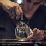 Mr & Mrs Bund Shanghai, Shooting Backstage, Instagram, Cocktail Gin Tonic, Francois Soulignac, VOL Group China