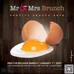 Mr & Mrs Bund Shanghai, Festive Season, Le Chalet, Brunch, Design by François Soulignac, VOL Group China