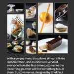 Mr & Mrs Bund Shanghai, Modern Eatery by Paul Pairet, Wechat H5, The Food Presentation, VOL Group China