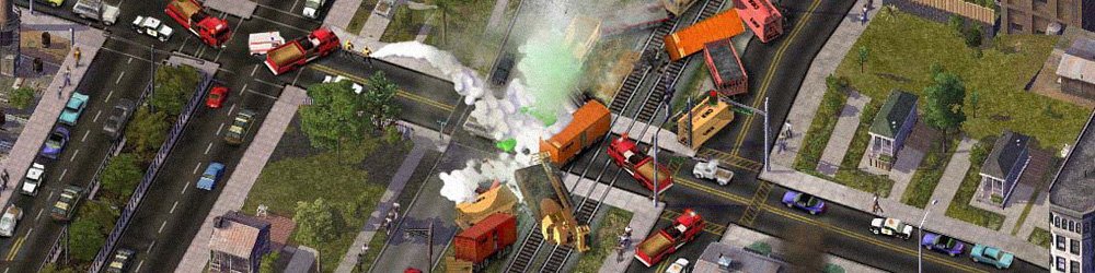 SimCity 4 - Destruction